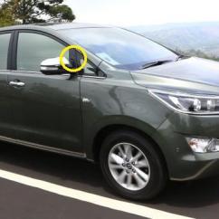 Foto Mobil All New Kijang Innova Perbedaan Yaris G Dan Trd Top 3 Fungsi Sirip Bikin Penasaran Otomotif Toyota