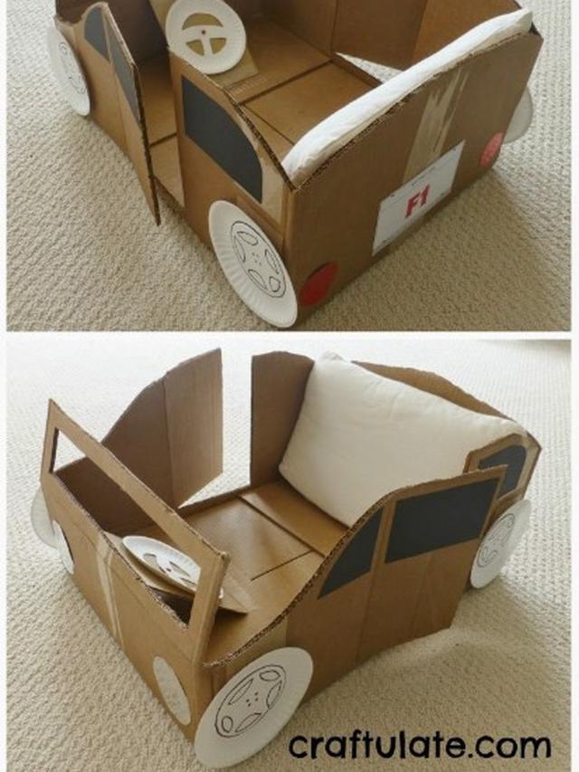 Cara Membuat Mobil Mobilan Dari Kardus : membuat, mobil, mobilan, kardus, Membuat, Mobil-Mobilan, Kardus,, Kreatif, Liputan6.com