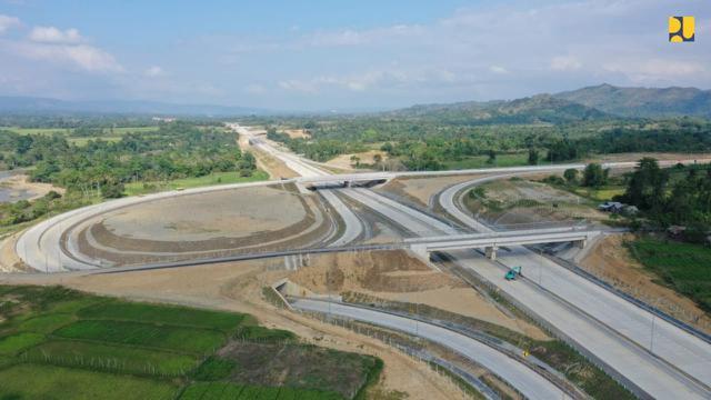 Jalan Tol Banda Aceh-Sigli Seksi 4 Indrapuri-Blang Bintang