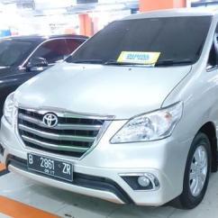 Kelebihan Dan Kekurangan All New Kijang Innova Diesel Harga Avanza Grand Veloz 2016 Toyota Bekas Jadi Buruan Otomotif Liputan6 Com