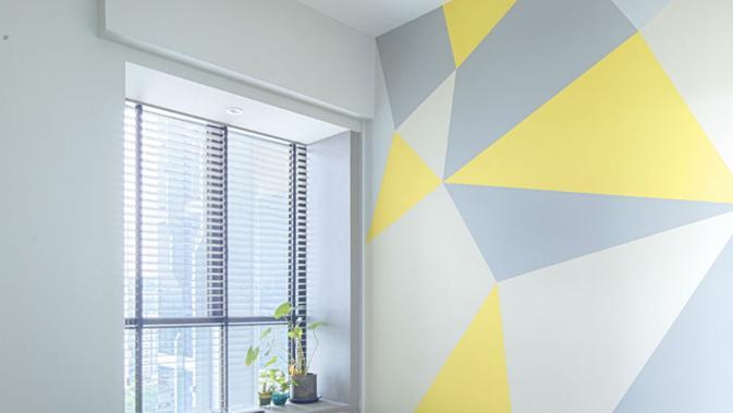 Tutorial Ciptakan Dinding Kamar Berilusi 3D Sederhana
