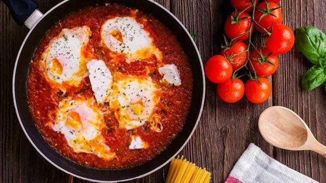 [Bintang] Telur Goreng Saus Tomat