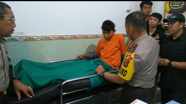 Mahasiswa Palembang Jadi Pelaku Pembunuhan Sopir Taksi Online