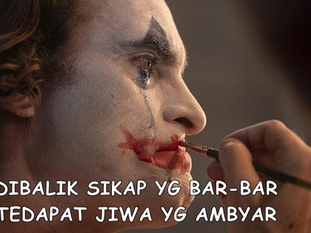 5 Meme Film Joker Ini Benar Adanya Sesuai Realita Kehidupan Hot