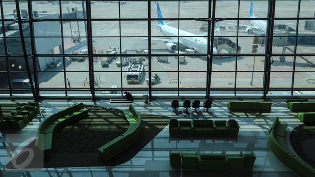 Terminal 3 Bandara Soetta Siap Melayani Penerbangan Internasional