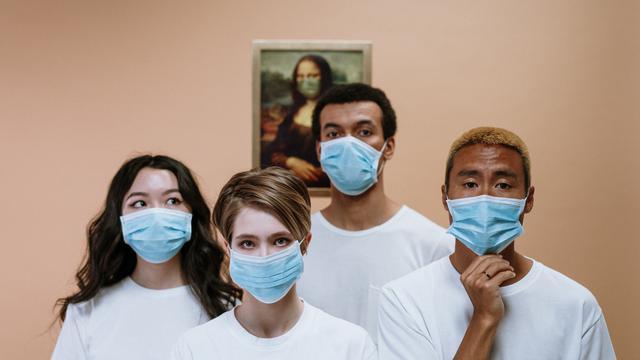 [Fimela] ilustrasi masker