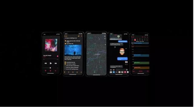 Hasil gambar untuk Resmi Rilis, Berikut 11 Fitur Baru iOS 13