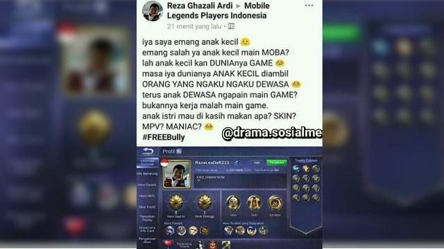 Kata Kata Sindiran Buat Pacar Yang Sibuk Main Game Mobile Legend