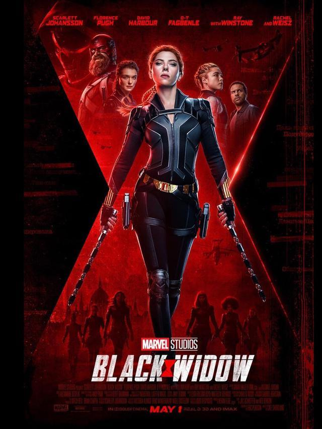 Judul Film Mulan Terbaru : judul, mulan, terbaru, Black, Widow, Marvel, Studios, Akhirnya, Punya, Jadwal, Tayang, ShowBiz, Liputan6.com