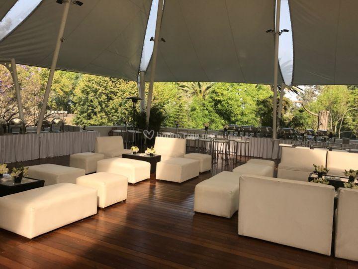 Saln Terraza lounge de Club France  Foto 3