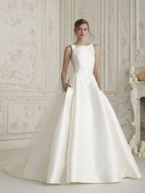 Resultado de imagen para vestido blanco natural o diamante