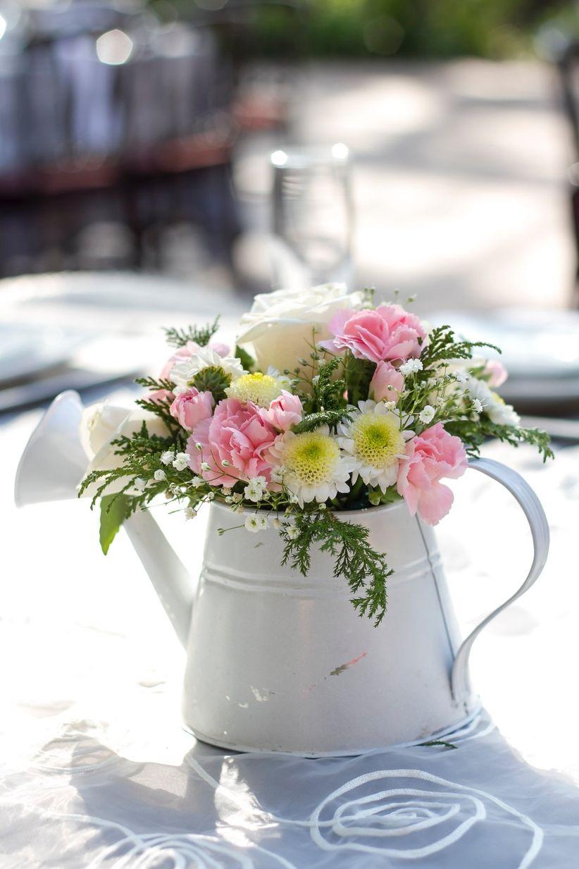 75 centros de mesa para boda descubre imagina y adapta