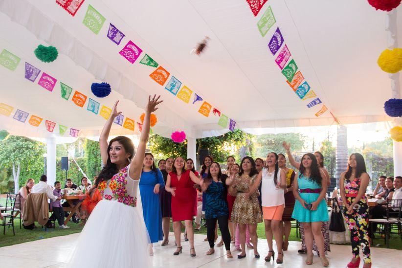 Tradiciones de boda mexicanas  bodascommx