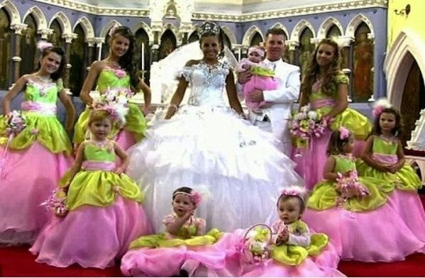 Vestidos De Damas De Honor Horribles