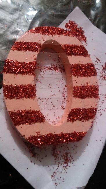 Letras para la mesa de dulces   Foro Manualidades para bodas  bodascommx