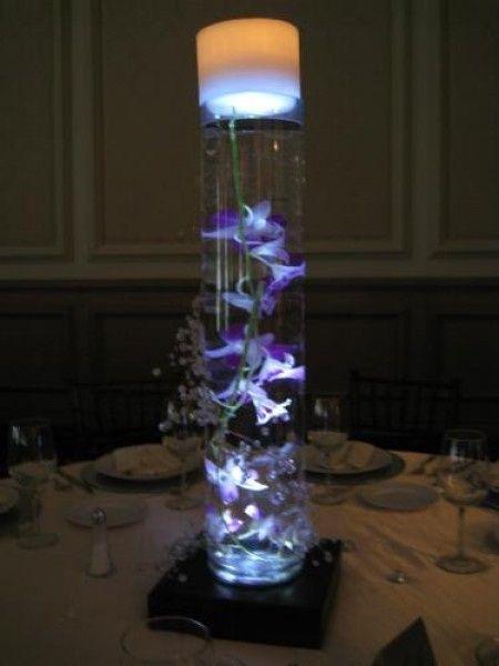 Centros de mesa iluminados  Foro Organizar una boda