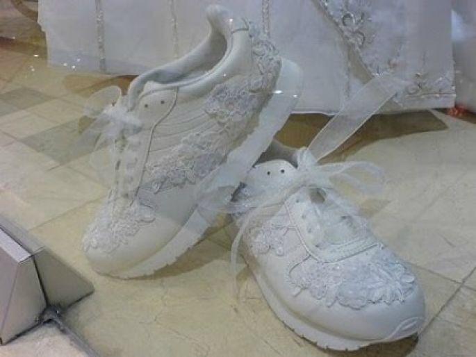 Tenis de novia   Foro Moda Nupcial  bodascommx