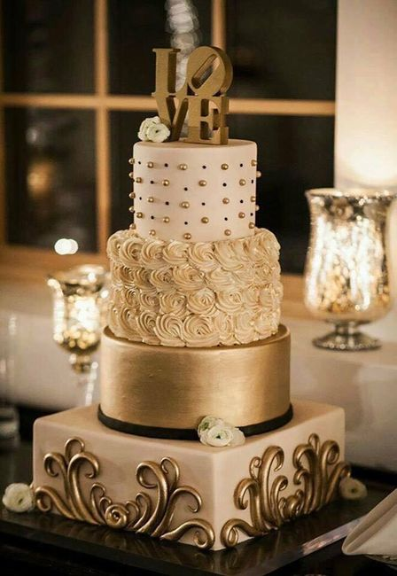 Decoracin boda color dorado  Foro Organizar una boda