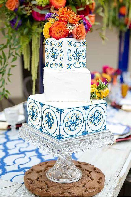 Pasteles para una boda mexicana  Foro Banquetes  bodas