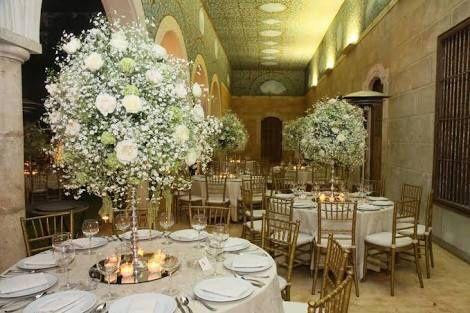 Centros de mesa nube o rosas  Foro Organizar una boda