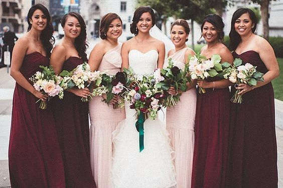 Fall Wedding Colors 2019