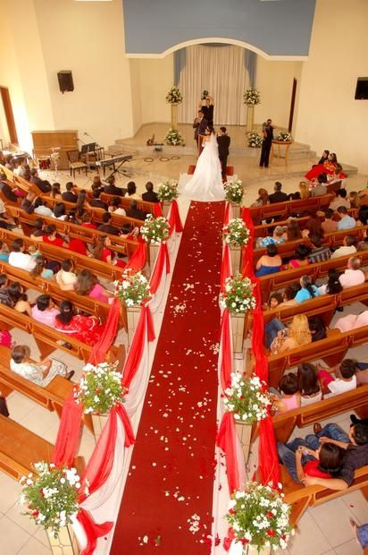 Cmo hacer decoraciones para bodas en iglesias  Foro