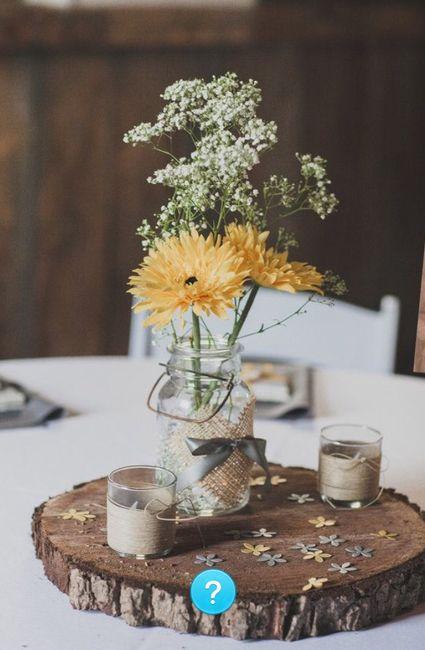 Centros de mesa  Foro Organizar una boda  bodascommx