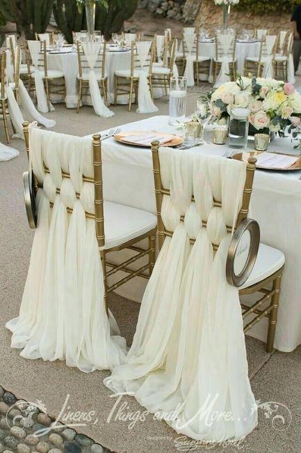 chair covers for folding chairs wedding how to make doll sillas tiffany decoradas - foro organizar una boda bodas.com.mx