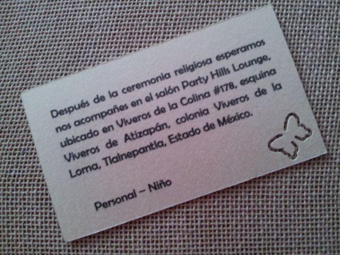 Bodas Invitacion Pinterest De