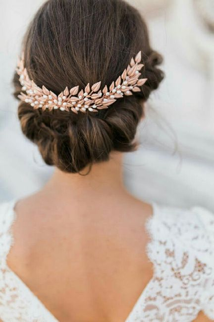 Bridesmaid Hair Pieces Black And White