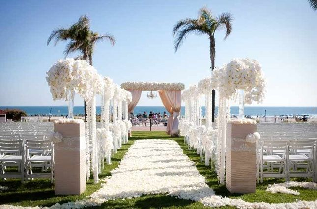 Altar de jardn  Foro Organizar una boda  bodascommx