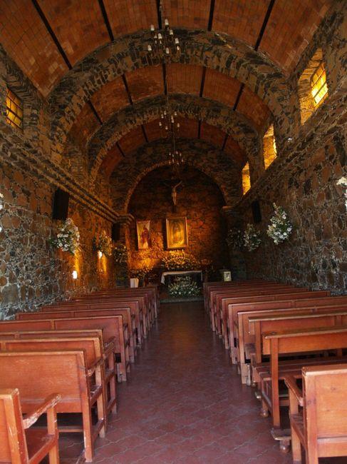 Templo pequeo  Foro Jalisco  bodascommx