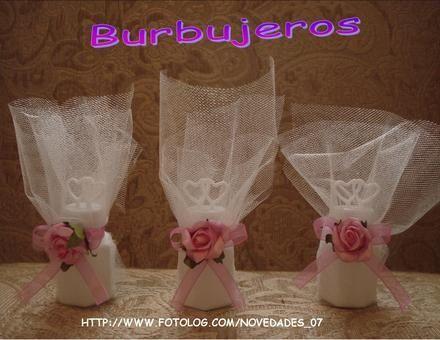 Arroceros y burbujeros  Foro Ceremonia Nupcial  bodascommx