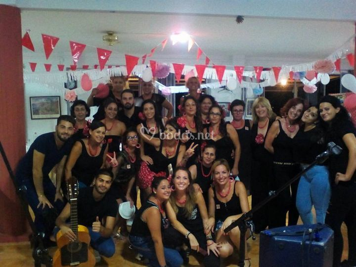 Grupo FlamencoRociero Jarit