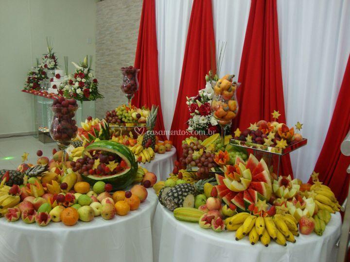 Buffet De Frutas HB52  Ivango