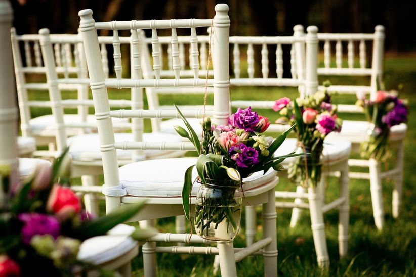 Todos os estilos das cadeiras para casamento Encontre a sua