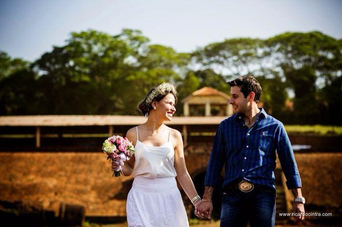 Ensaio Pré Wedding Country 2