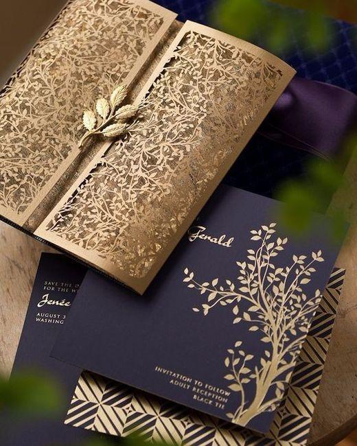 convites de casamento 1