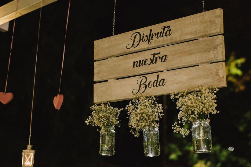 Decoracin de casamiento con frascos y botellas 10 ideas econmicas