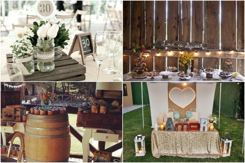6 estilos de decoracin para ceremonias 2016