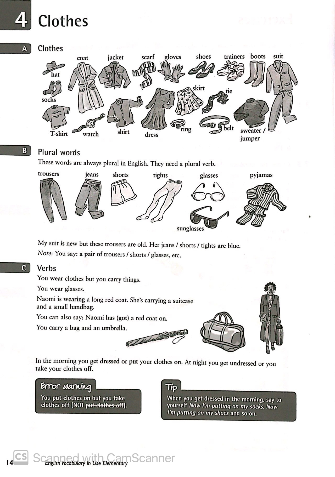 English Vocabulary in Use: Elementary Book with Answers