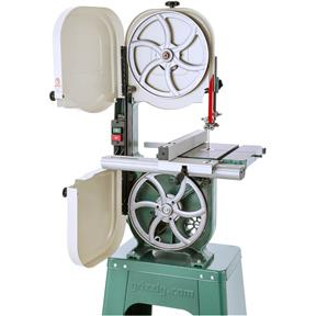 Grizzly G0555lanv 14 Inch Deluxe Bandsaw Anniversary Edition