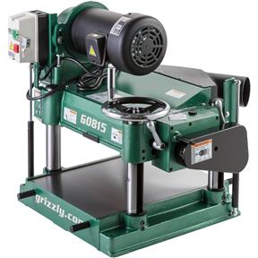 Grizzly 15 Planer Manual