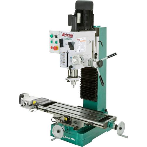 Grizzly Milling Machine Manual