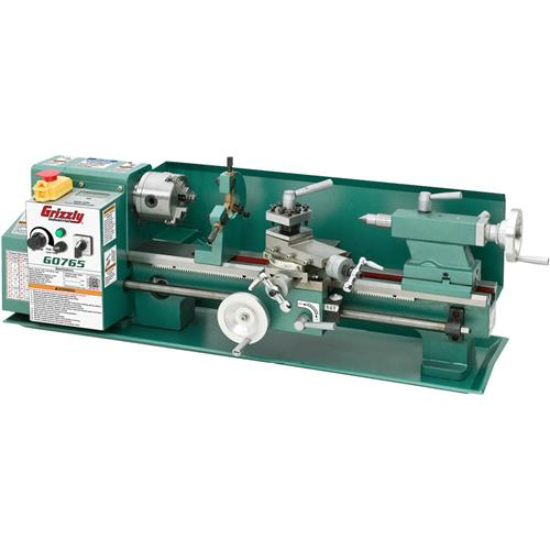 Grizzly Machine Lathe