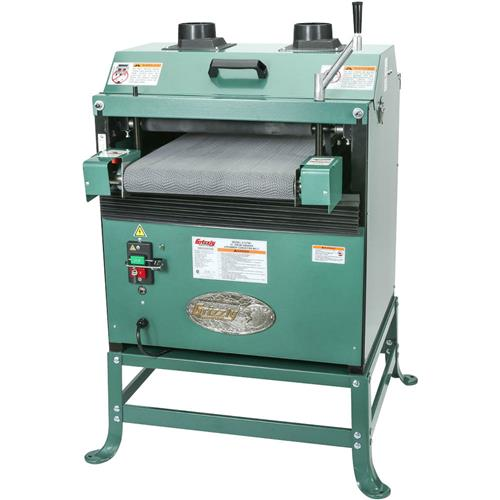 Horizontal Drum Sander