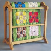 Quilt Rack Plans | Grizzly Industrial