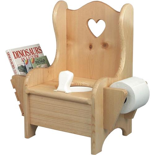 wooden potty chair contemporary black leather dining chairs shop tools and machinery at grizzly com h7147 plans