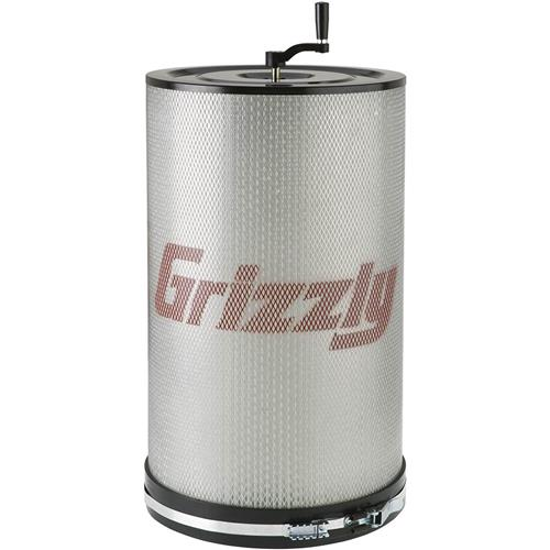 Grizzly G0583z 1hp Canister Dust Collector