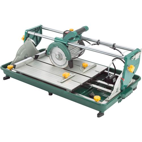 7 overhead wet cutting tile saw